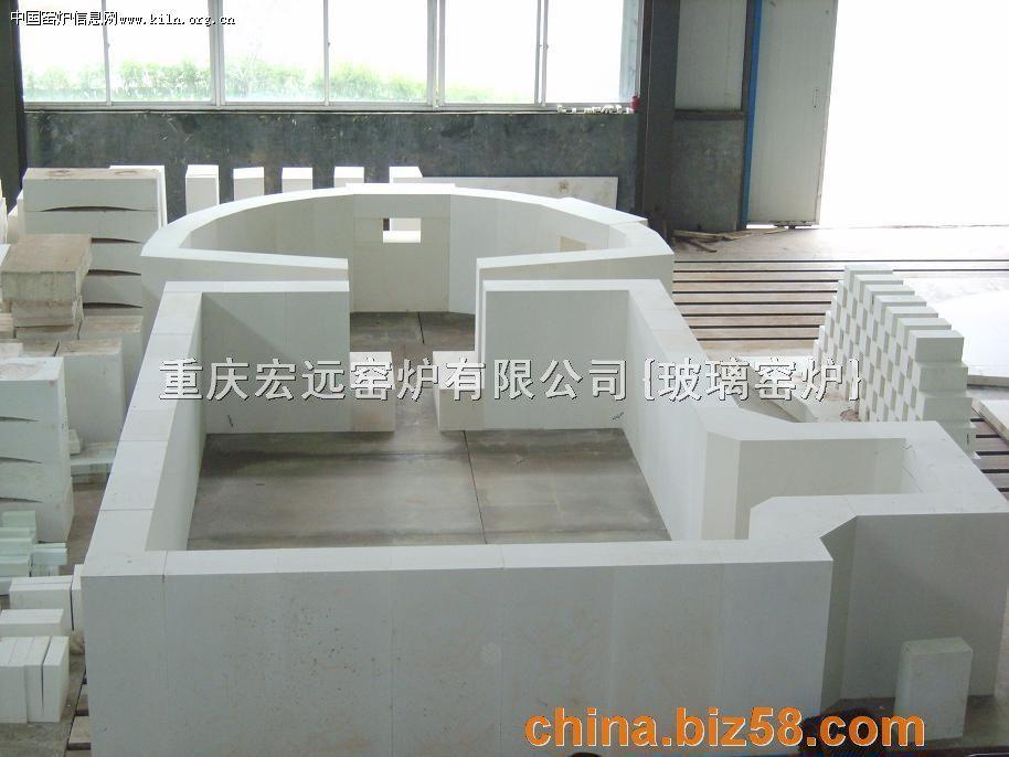 玻璃窑炉结构,最好有图-玻璃窑炉技术问题