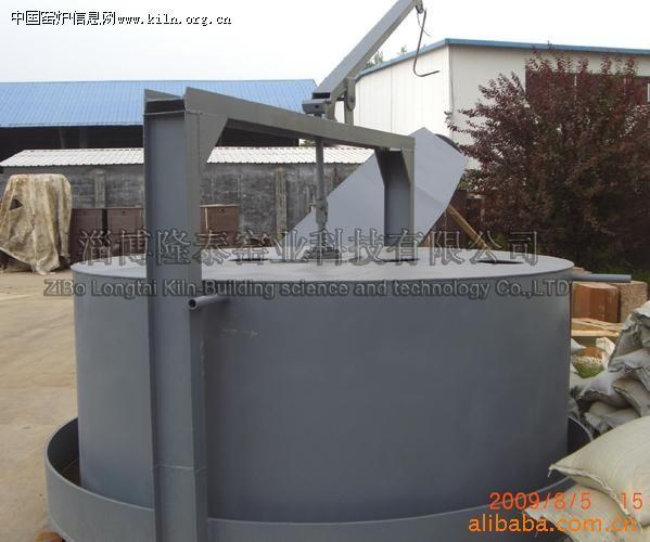 蓄热式马蹄焰窑炉的煤气换向器