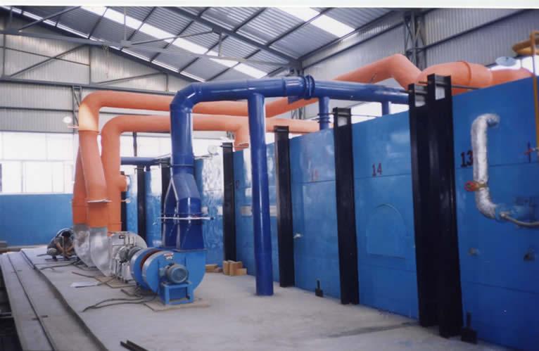 山东淄博林森窑炉设备有限公司