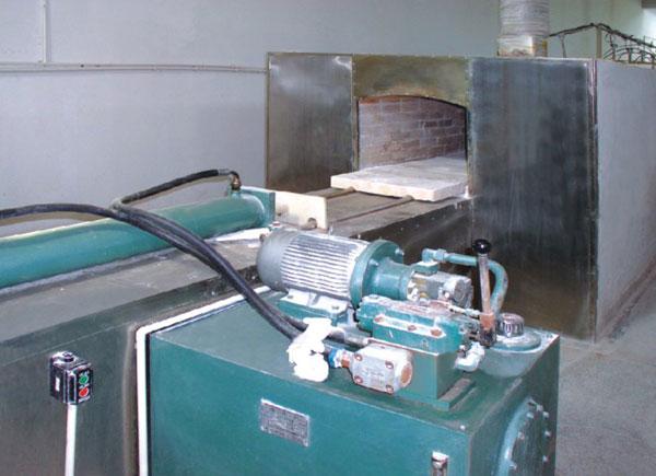 推板窑炉结构图
