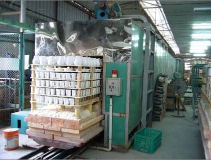 陶瓷窑炉余热回收